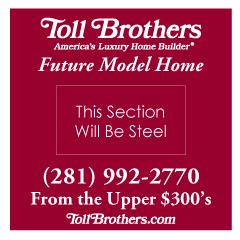 Future Model Home Sign